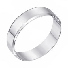 Серебряное обручальноекольцо  000129295 000129295 19 размера от Zlato