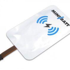 Приемная плата для беспроводной зарядки Minibatt Micro USB от MOYO