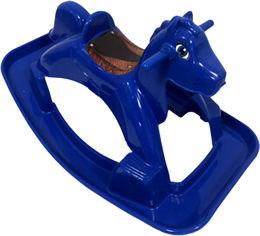 Качалка детская Active Baby Лошадка со звуковыми эффектами Синяя (01-05550/0301) (2000490540213) от Rozetka