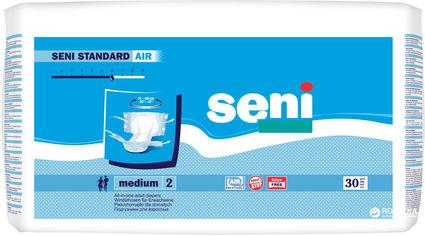 Акция на Подгузники для взрослых Seni Standard Air Medium 30 шт (5900516693572) от Rozetka