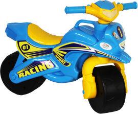 Мотоцикл Active Baby Sport музыкальный Голубо-желтый (0139-011М) от Rozetka