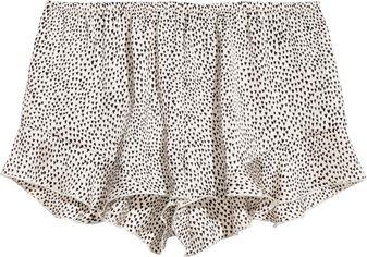 Пижамные шорты H&M XAZ121766IVXM L Розовые с черным (2000002382713) от Rozetka