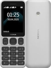 Nokia 125 TA-1253 DualSim White (UA UCRF) от Y.UA