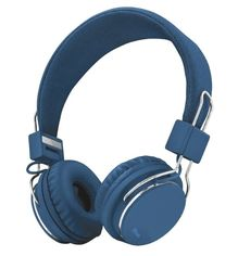 Наушники Trust Ziva On-Ear Mic Blue от MOYO