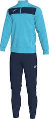 Спортивный костюм Joma Academy II 101352.013 L Голубой с темно-синим (9998424645116) от Rozetka