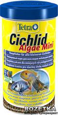 Корм Tetra Cichlid Algae Mini для аквариумных рыб в гранулах 500 мл (4004218197480) от Rozetka