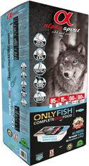 Полувлажный корм Alpha Spirit Only Fish All Stages со вкусом рыбы 9.45 кг (as30092) от Rozetka