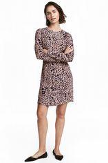 Платье H&M XAZ173108JDKM 36 Сиреневое (DD2000002333517) от Rozetka