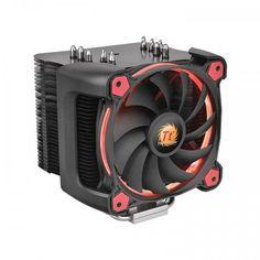 Процессорный кулер Thermaltake Riing Silent 12 Pro Red (CL-P021-CA12RE-A) от MOYO