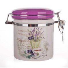 Емкость с герметичной крышкой Banquet Lavender 60ZF1376 0,45 л от Podushka
