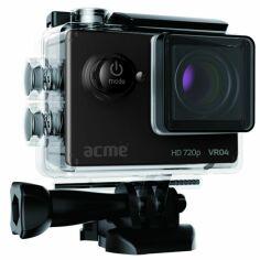Акция на Экшн-камера Acme VR04 Compact HD (4770070876411) от Територія твоєї техніки