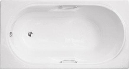 Ванна акриловая POLIMAT LUX 150х75 + ножки от Rozetka