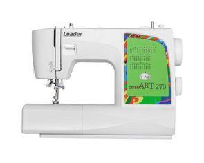 Швейная машина Leader STREET ART270 от MOYO