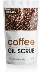 Акция на HiLLARY Coffee Oil Scrub 200 g Скраб для тела кофейный от Stylus