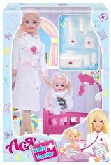 Кукла Ася Детский доктор с аксессуарами (35101) от Stylus