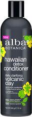 Ежедневный очищающий детокс кондиционер Alba Botanica Гавайский Вулканическая глина 340 г (724742009496) от Rozetka