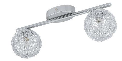 Акция на Настенно-потолочный светильник EGLO Prodo EG-92652 от Rozetka