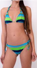 Раздельный купальник Frankie morello KP3672 70B/S Сине-зеленый (200996868) от Rozetka