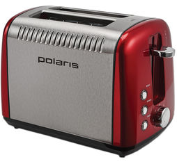 Тостер POLARIS PET 0915 A Red от Rozetka