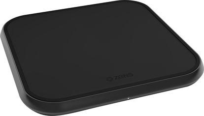 Беспроводное зарядное устройство Zens Single Aluminium Wireless Charger 10W Black (ZESC11B/00) от Rozetka