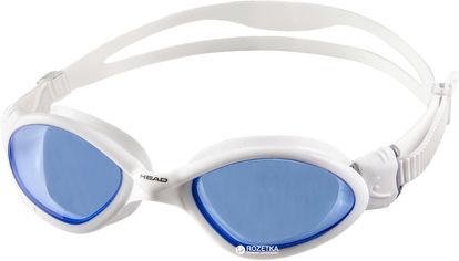 Очки для плавания HEAD Swimming Tiger Mid White/Blue (451038/WH.BL) от Rozetka