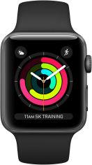 Смарт-часы Apple Watch S3 GPS 38mm Space Grey Aluminium от Eldorado