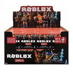 Акция на Игровая коллекционная фигурка Jazwares Roblox Mystery Figures Safety Orange Assortment S6 (ROB0189) от MOYO