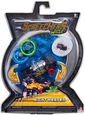Акция на Машинка-трансформер Скричер Screechers Wild! L 1 - Найтвивер (EU683114) от Stylus