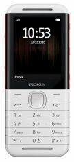 Мобильный телефон Nokia 5310 2020 DualSim White/Red от Територія твоєї техніки