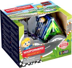 Конструктор магнитный Magformers Ралли для мальчиков 8 деталей (707016) (8809465534073) от Rozetka