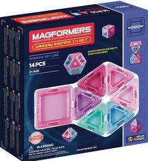 Конструктор магнитный Magformers Супер 3D набор Вдохновение 14 деталей (714003) (8809134369913) от Rozetka