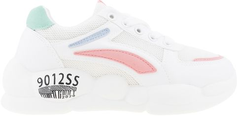 Кроссовки Happy Nt10-2 36 22.5 см Белые с розовым (2000029538520) от Rozetka