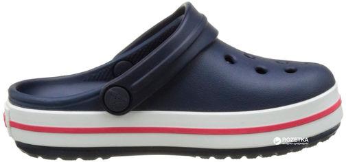 Акция на Сабо Crocs Kids Jibbitz Crocband Clog K 204537-485-C4 19-20 11.5 см Темно-синие (887350924510) от Rozetka