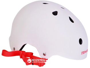 Шлем защитный Tempish Skillet X размер L/XL Белый (102001084(sense)L/XL) (8592678087435) от Rozetka