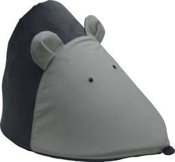 Будка Лори Mouse №1 30х42х38 см Серая (4823094311014) от Rozetka