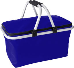 Акция на Дорожная термокорзина Easy Gifts 20 л Синяя (2000992397773) от Rozetka