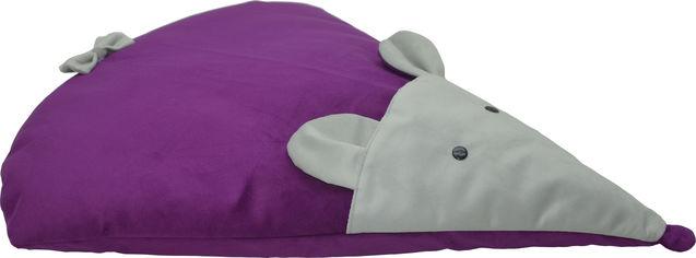 Коврик Лори Mouse №2 70х70х4 см Фиолетовый (4823094311281) от Rozetka
