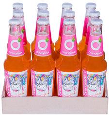 Упаковка напитка безалкогольного сильногазированного Orangeade Гуава с витаминами 0.33 л х 12 шт (2202002155033) от Rozetka