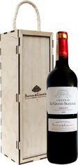Акция на Вино Barton & Guestier Chateau Grand Sigognac красное сухое 0.75 л 12.5% в подарочной коробке (3035134450015) от Rozetka