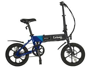 Электровелосипед Like.Bike Urban (Black/Blue) от Citrus