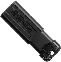 Verbatim PinStripe USB 3.0 64GB Black (49318) от Rozetka
