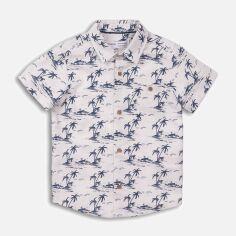 Акция на Рубашка Minoti Good 5 12970 104-110 см Белая (5059030299644) от Rozetka