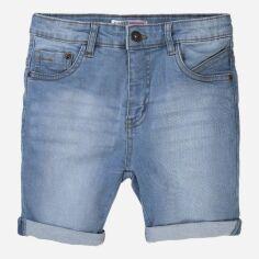 Акция на Шорты джинсовые Minoti 1Dshort 4 13358 86-92 см Синие (5059030337179) от Rozetka