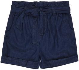 Акция на Шорты джинсовые Minoti Nautical 1 12994 104-110 см Темно-синие (5059030301743) от Rozetka