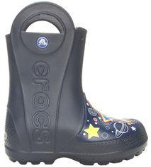 Резиновые сапоги Crocs Fun Lab Galactic Rain Boot 205955-410-C13 30-31 19.1 см Темно-синие (ROZ6400010229) от Rozetka