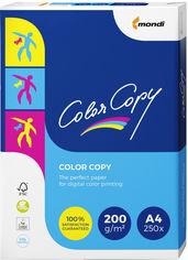 Бумага офисная Color Copy A4 200 г/м2 250 листов Белая (A4.200.CC) от Rozetka