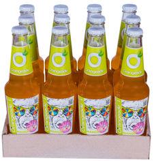 Упаковка напитка безалкогольного сильногазированного Orangeade Манго с витаминами 0.33 л х 12 шт (2202002135033) от Rozetka