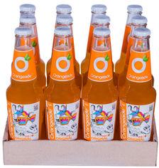 Упаковка напитка безалкогольного сильногазированного Orangeade Апельсин Original с витаминами 0.33 л х 12 шт (2202002125033) от Rozetka
