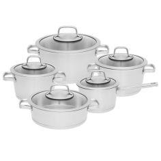 Набор посуды BERGHOFF Manhattan 10 предметов (1110005) от Eldorado