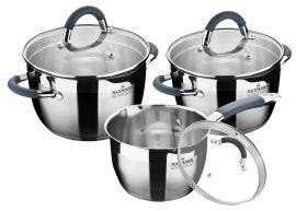 Набор посуды MAXMARK Vase 6 предметов (MK-VS5506D) от Eldorado